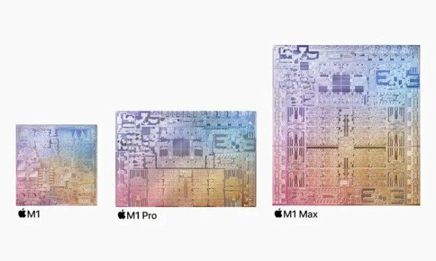 Apple prezentuje nowe procesory – M1 Pro i M1 Max
