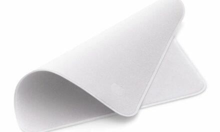Apple prezentuje szmatkę do czyszczenia ekranu za 99 złotych