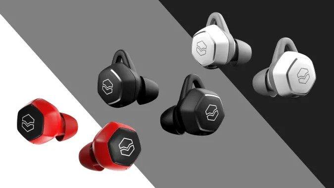 Roland prezentuje słuchawki true-wireless V-Moda Hexamove