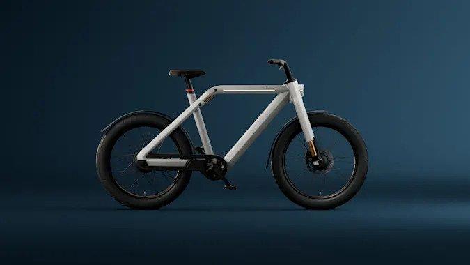 VanMoof prezentuje swój najszybszy rower elektryczny w ofercie