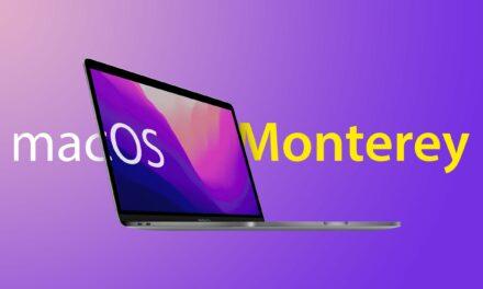 macOS 12 Monterey wyjdzie już 25 października