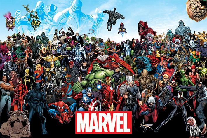 Marvel: premiera wszystkich filmów została przesunięta