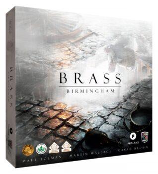 Gry bez prądu: Brass