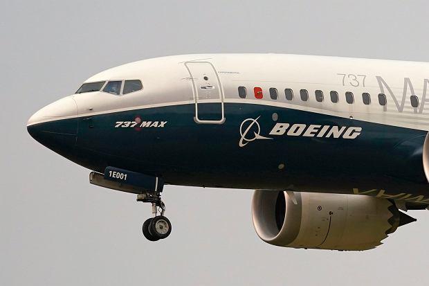 Boeing: były dyrektor techniczny oficjalnie oskarżony o oszustwo