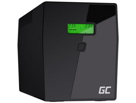 Zasilacz Awaryjny UPSGreenCell1500VA900WPowerProof